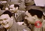 Image of V-E Day celebration European Theater, 1945, second 16 stock footage video 65675072742