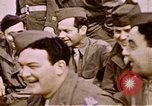 Image of V-E Day celebration European Theater, 1945, second 18 stock footage video 65675072742