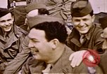 Image of V-E Day celebration European Theater, 1945, second 19 stock footage video 65675072742