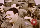 Image of V-E Day celebration European Theater, 1945, second 20 stock footage video 65675072742