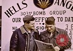 Image of V-E Day celebration European Theater, 1945, second 24 stock footage video 65675072742
