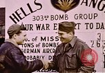 Image of V-E Day celebration European Theater, 1945, second 26 stock footage video 65675072742