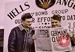 Image of V-E Day celebration European Theater, 1945, second 35 stock footage video 65675072742