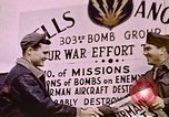 Image of V-E Day celebration European Theater, 1945, second 39 stock footage video 65675072742