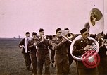 Image of V-E Day celebration European Theater, 1945, second 51 stock footage video 65675072742