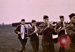 Image of V-E Day celebration European Theater, 1945, second 53 stock footage video 65675072742