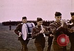 Image of V-E Day celebration European Theater, 1945, second 54 stock footage video 65675072742