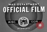 Image of offices training West Point New York USA, 1947, second 3 stock footage video 65675072750