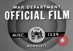 Image of offices training West Point New York USA, 1947, second 5 stock footage video 65675072750