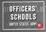 Image of offices training West Point New York USA, 1947, second 8 stock footage video 65675072750