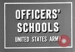 Image of offices training West Point New York USA, 1947, second 12 stock footage video 65675072750
