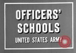 Image of offices training West Point New York USA, 1947, second 13 stock footage video 65675072750