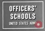 Image of offices training West Point New York USA, 1947, second 14 stock footage video 65675072750