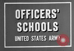 Image of offices training West Point New York USA, 1947, second 15 stock footage video 65675072750