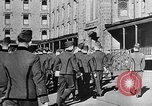 Image of offices training West Point New York USA, 1947, second 36 stock footage video 65675072750
