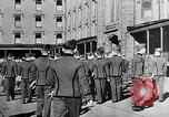 Image of offices training West Point New York USA, 1947, second 37 stock footage video 65675072750