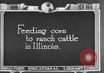 Image of cattle ranch United States USA, 1922, second 31 stock footage video 65675072786