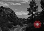 Image of gold panning Arizona United States USA, 1920, second 2 stock footage video 65675072788
