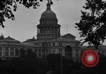 Image of State Capitol building Austin Texas USA, 1920, second 11 stock footage video 65675072792