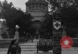 Image of State Capitol building Austin Texas USA, 1920, second 16 stock footage video 65675072792