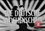 Image of Reichsmarschall Hermann Goering Germany, 1943, second 10 stock footage video 65675072796