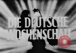 Image of Reichsmarschall Hermann Goering Germany, 1943, second 18 stock footage video 65675072796