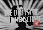 Image of Reichsmarschall Hermann Goering Germany, 1943, second 19 stock footage video 65675072796