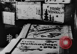 Image of Christmas in Germany in World War 2 Germany, 1943, second 15 stock footage video 65675072799