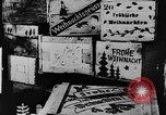 Image of Christmas in Germany in World War 2 Germany, 1943, second 17 stock footage video 65675072799