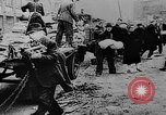 Image of German women and children evacuate Berlin Germany, 1943, second 29 stock footage video 65675072803
