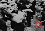 Image of German women and children evacuate Berlin Germany, 1943, second 30 stock footage video 65675072803
