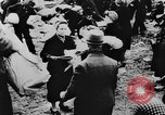 Image of German women and children evacuate Berlin Germany, 1943, second 31 stock footage video 65675072803