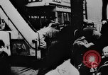 Image of German women and children evacuate Berlin Germany, 1943, second 37 stock footage video 65675072803