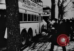 Image of German women and children evacuate Berlin Germany, 1943, second 42 stock footage video 65675072803