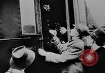 Image of German women and children evacuate Berlin Germany, 1943, second 44 stock footage video 65675072803