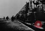 Image of German women and children evacuate Berlin Germany, 1943, second 47 stock footage video 65675072803