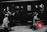 Image of German women and children evacuate Berlin Germany, 1943, second 49 stock footage video 65675072803
