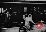 Image of German women and children evacuate Berlin Germany, 1943, second 50 stock footage video 65675072803