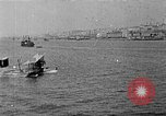 Image of Curtiss NC-4 flying boat Lisbon Portugal, 1919, second 44 stock footage video 65675072805