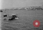 Image of Curtiss NC-4 flying boat Lisbon Portugal, 1919, second 45 stock footage video 65675072805
