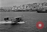 Image of Curtiss NC-4 flying boat Lisbon Portugal, 1919, second 47 stock footage video 65675072805