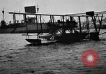 Image of Curtiss NC-4 flying boat Lisbon Portugal, 1919, second 53 stock footage video 65675072805