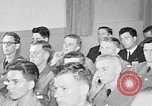 Image of International Cadets Exchange Program United States USA, 1953, second 18 stock footage video 65675072824