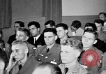 Image of International Cadets Exchange Program United States USA, 1953, second 22 stock footage video 65675072824