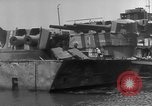 Image of Bomb Damage from Operation Dragoon Toulon France, 1944, second 21 stock footage video 65675072836