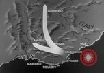 Image of Operation Dragoon Southern France, 1944, second 2 stock footage video 65675072838