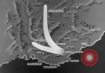Image of Operation Dragoon Southern France, 1944, second 3 stock footage video 65675072838