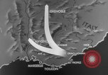 Image of Operation Dragoon Southern France, 1944, second 4 stock footage video 65675072838
