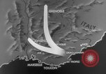 Image of Operation Dragoon Southern France, 1944, second 5 stock footage video 65675072838