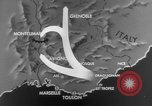 Image of Operation Dragoon Southern France, 1944, second 12 stock footage video 65675072838